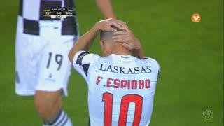 Boavista FC, Jogada, Fábio Espinho aos 31'