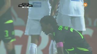Sporting CP, Jogada, Gelson Martins aos 20'