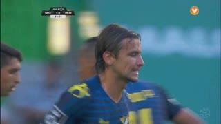 Moreirense FC, Jogada, Alan Schons aos 31'