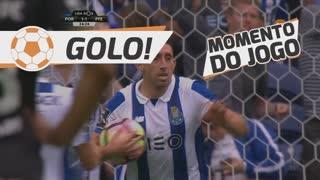 GOLO! FC Porto, Herrera aos 35', FC Porto 1-1 FC P.Ferreira