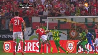 SL Benfica, Jogada, Luisão aos 3'