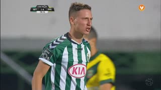 Vitória FC, Jogada, Nuno Santos aos 78'