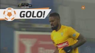 GOLO! Estoril Praia, Dankler aos 90'+3', Estoril Praia 1-2 FC Porto