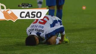 FC Porto, Caso, Rui Pedro aos 88'
