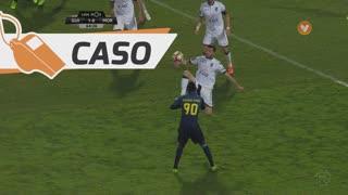 Vitória SC, Caso, João Aurélio aos 63'