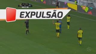 FC P.Ferreira, Expulsão, Barnes Osei aos 78'