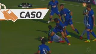 Vitória FC, Caso, Costinha aos 9'