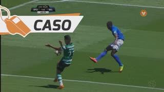 Sporting CP, Caso, Matheus Pereira aos 63'