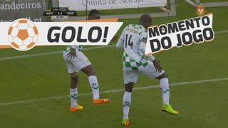 GOLO! Moreirense FC, E. Boateng aos 57', FC Arouca 2-2 Moreirense FC