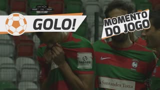 GOLO! Marítimo M., Fransérgio aos 16', Marítimo M. 1-0 Moreirense FC