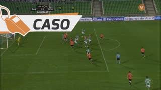 Rio Ave FC, Caso, Heldon aos 90'+6'