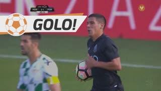 GOLO! FC Porto, Maxi Pereira aos 66', Moreirense FC 2-1 FC Porto