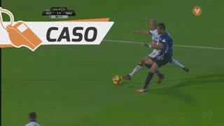 Vitória SC, Caso, Bruno Gaspar aos 88'