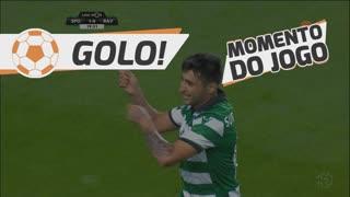 GOLO! Sporting CP, Alan Ruiz aos 20', Sporting CP 1-0 Rio Ave FC