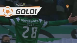 Sporting CP, Bas Dost aos 78', Sporting CP 4-2 FC P.Ferreira