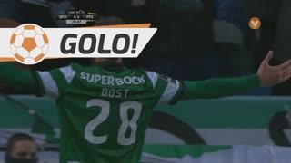 GOLO! Sporting CP, Bas Dost aos 78', Sporting CP 4-2 FC P.Ferreira