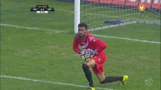 Vitória FC, Jogada, João Amaral aos 3'