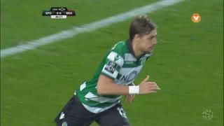 Sporting CP, Jogada, S. Coates aos 46'