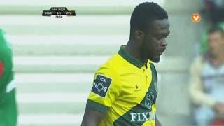 FC P.Ferreira, Jogada, B. Osei aos 78'
