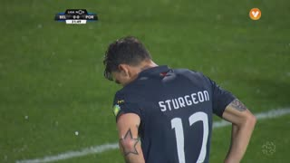 Belenenses SAD, Jogada, Sturgeon aos 32'