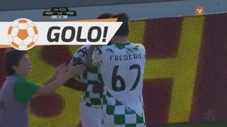 GOLO! Moreirense FC, E. Boateng aos 16', Moreirense FC 1-0 FC Porto
