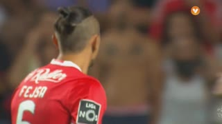 SL Benfica, Jogada, Fejsa aos 90'+4'