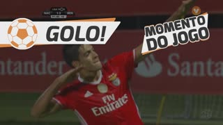 GOLO! SL Benfica, R. Jiménez aos 90'+2', CD Nacional 1-3 SL Benfica