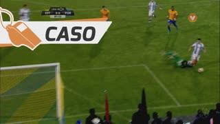 FC Porto, Caso, André Silva aos 81'