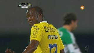 FC Arouca, Jogada, Mateus aos 18'