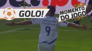 GOLO! CD Feirense, A. Karamanos aos 57', CD Feirense 2-0 CD Tondela