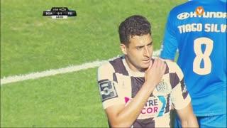 CD Feirense, Jogada, Tiago Silva aos 64'