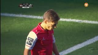 SC Braga, Jogada, Pedro Santos aos 14'