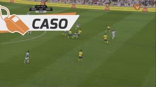 Boavista FC, Caso, Fábio Espinho aos 48'
