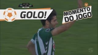 GOLO! Vitória FC, Fábio Pacheco aos 85', CD Feirense 1-1 Vitória FC