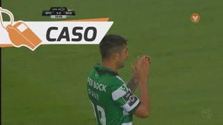 Sporting CP, Caso, Alan Ruiz aos 58'