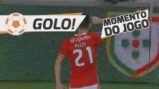 GOLO! SL Benfica, Pizzi aos 42', SL Benfica 2-0 Rio Ave FC