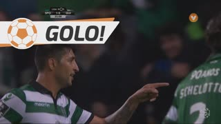 GOLO! Sporting CP, Alan Ruiz aos 35', Sporting CP 1-0 Vitória SC