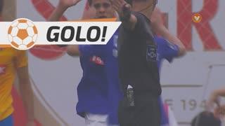 GOLO! FC Arouca, Adilson Goiano aos 31', Estoril Praia 3-2 FC Arouca