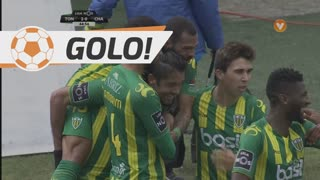 GOLO! CD Tondela, Eli aos 45', CD Tondela 2-0 GD Chaves