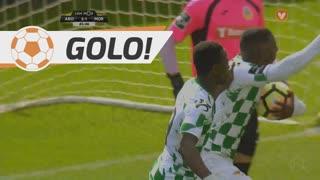 GOLO! Moreirense FC, E. Boateng aos 46', FC Arouca 2-1 Moreirense FC