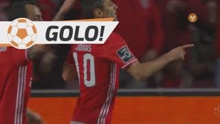 GOLO! SL Benfica, Jonas aos 26', SL Benfica 1-0 CD Nacional