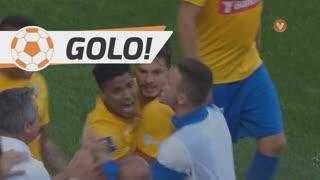 GOLO! Estoril Praia, Kléber aos 59', SL Benfica 1-1 Estoril Praia