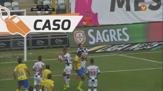 Boavista FC, Caso, Anderson Carvalho aos 64'