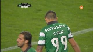 Sporting CP, Jogada, Alan Ruiz aos 52'