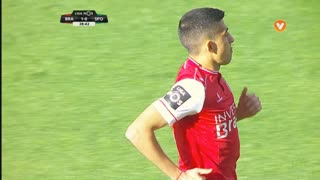 SC Braga, Jogada, Rodrigo Battaglia aos 39'