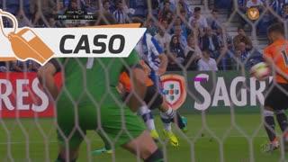 FC Porto, Caso, André Silva aos 20'