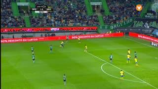 Sporting CP, Jogada, João Pereira aos 50'