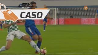 Moreirense FC, Caso, Alan Schons aos 61'