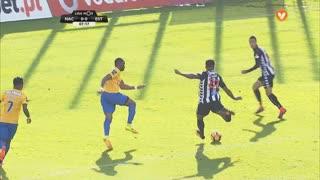 CD Nacional, Jogada, Ricardo Gomes aos 7'