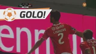 GOLO! SL Benfica, Lisandro López aos 39', CD Tondela 0-1 SL Benfica